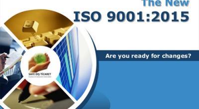 Il passaggio dalla Iso 9001:2008 alla Iso 9001-2015, quali cambiamenti?