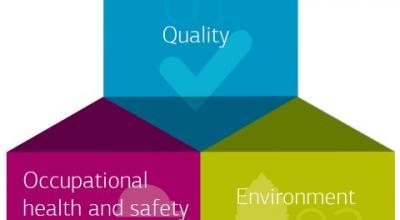 Certificazioni, il sistema integrato ISO 14001 e OHSAS 18001
